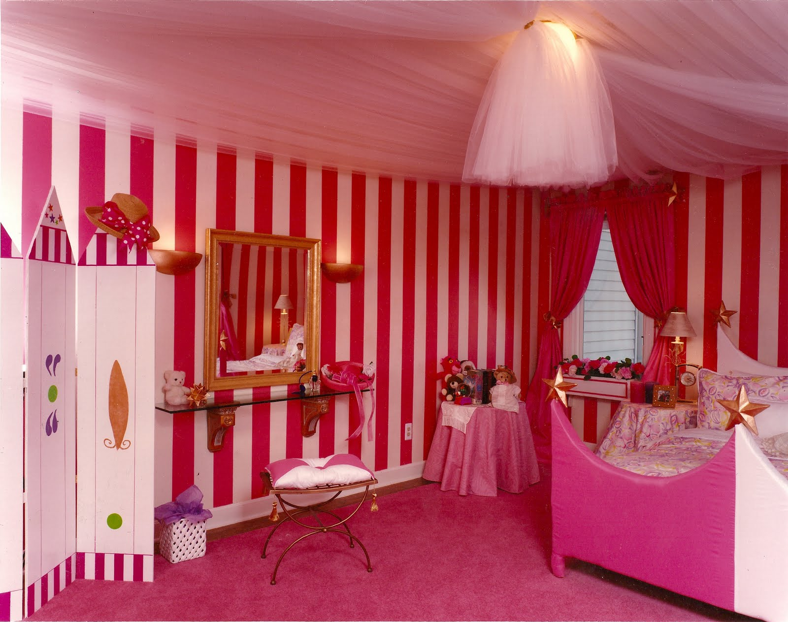 Princess Dressing Rooms