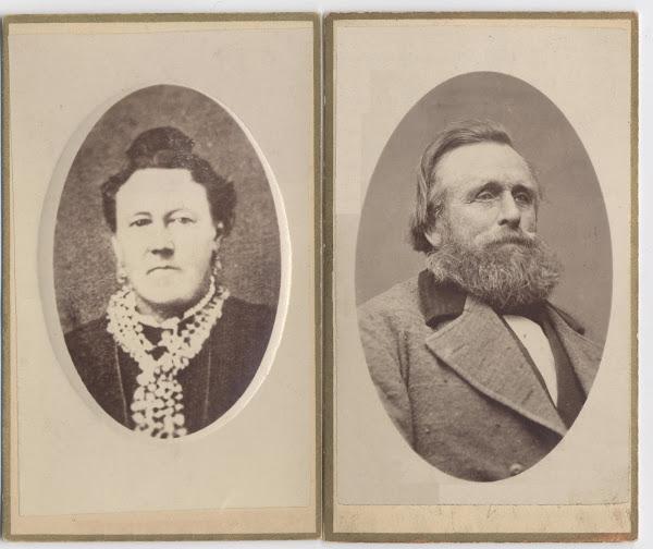 Annie & Hans Christian Davidson