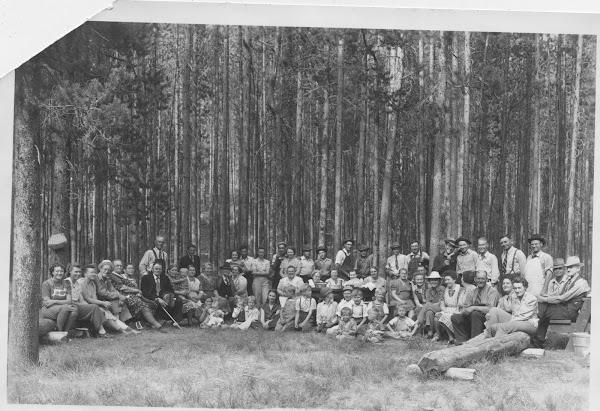 1949 H C Davidson Reunion