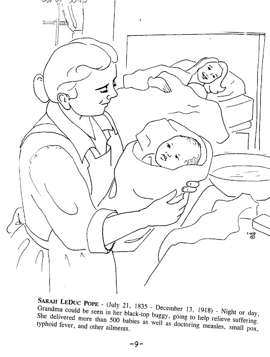 A Pioneering Midwife