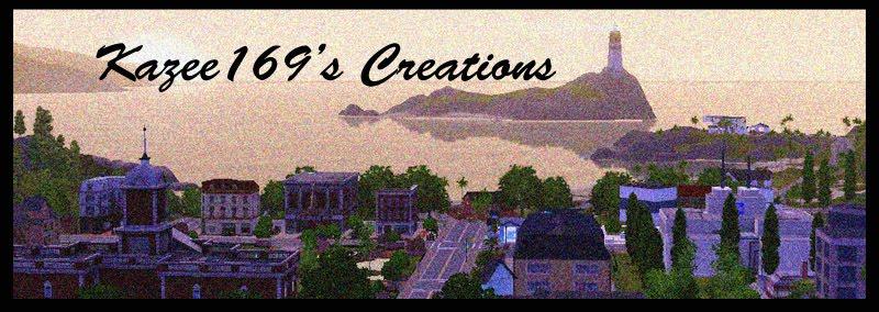 Kazee169's Creations
