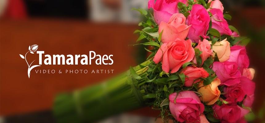 Tamara Paes - Video & Photo Artist