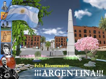 Hola!....Bienvenidos a Argentina en Second Life Argentina