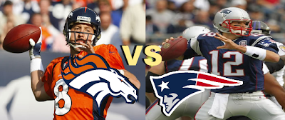 watch patriots vs broncos 2009 live game in the 2009 nfl week 5 match ...
