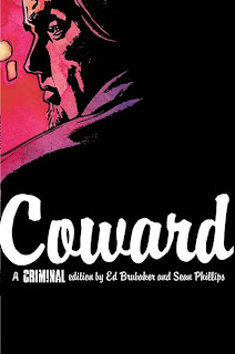 Review Criminal Volume 1 Coward Ed Brubaker Sean Phillips Marvel Icon Cover trade paperback tpb comic book