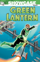 Showcase Presents Green Lantern Volume One Gardner Fox John Broome Hal Jordan DC Comics Solicitations October 2010 Cover trade paperback tpb comic book