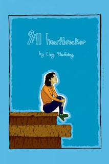 Review 9/11 Heartbreaker Craig Staufenberg September 11 Comic Book Cover self-published original graphic novel ogn