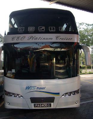 WTS Travel Coach, CEO Platinum Cruiser
