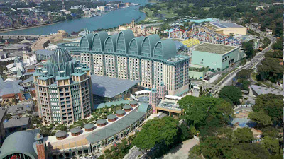 Resorts World Sentosa Theme Park, Singapore