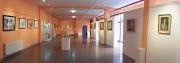 Exposición de Pintura del también poeta: PEDRO j. MORILLAS