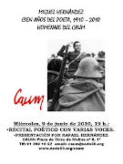 En el C.A.U.M. - 9 de Junio