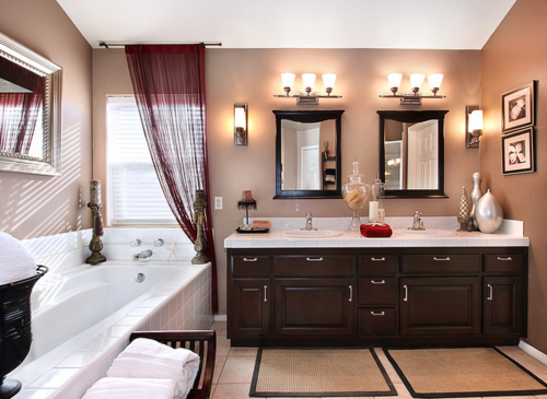 simply darling designs bathroom
