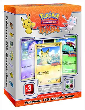 Pokemon Rumble Trading Card Game