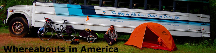 Whereabouts In America