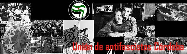 Union de antifascistas Córdoba