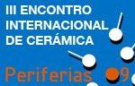 III ENCUENTRO INTERNACIONAL DE CERÁMICA DE NIGRÁN