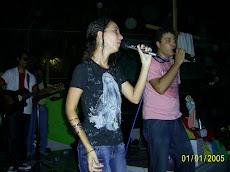 Show em Santo Estevão