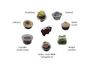 Cupcakes pelbagai pilihan....