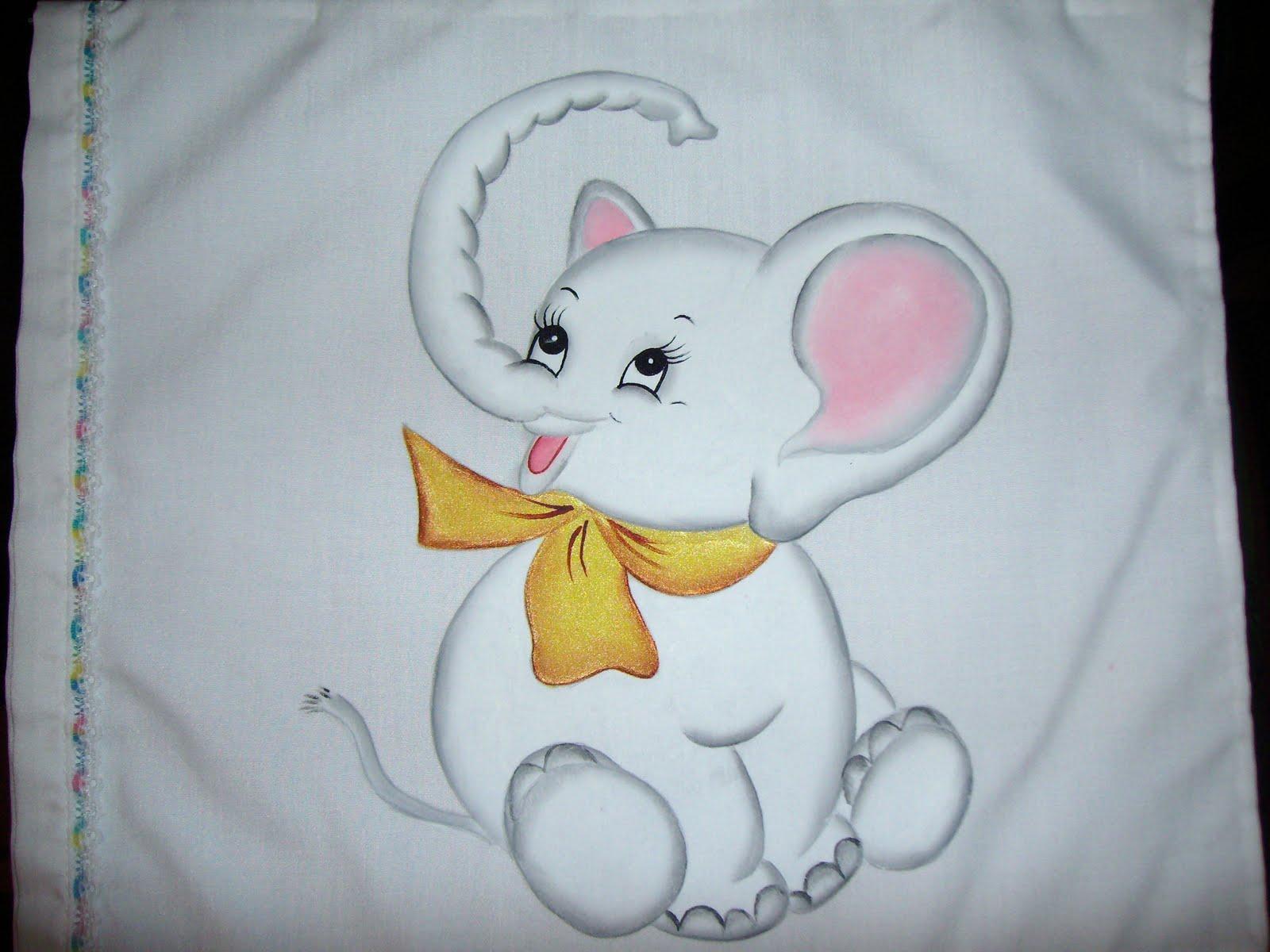 Arte en tela fundas para beb - Telas con dibujos infantiles ...