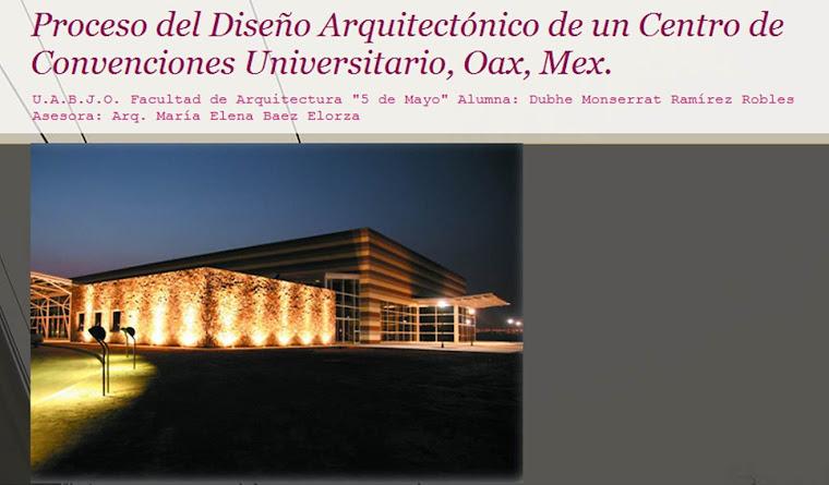 Centro de Convenciones Universitario
