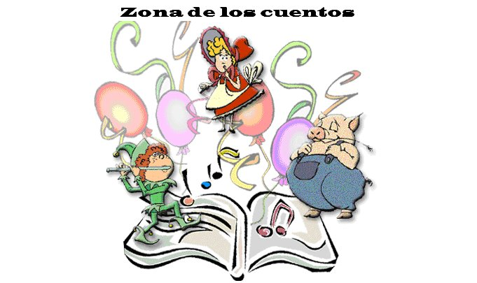 Zona de los cuentos