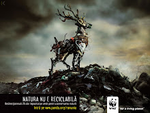 """la naturaleza no es reciclable"""