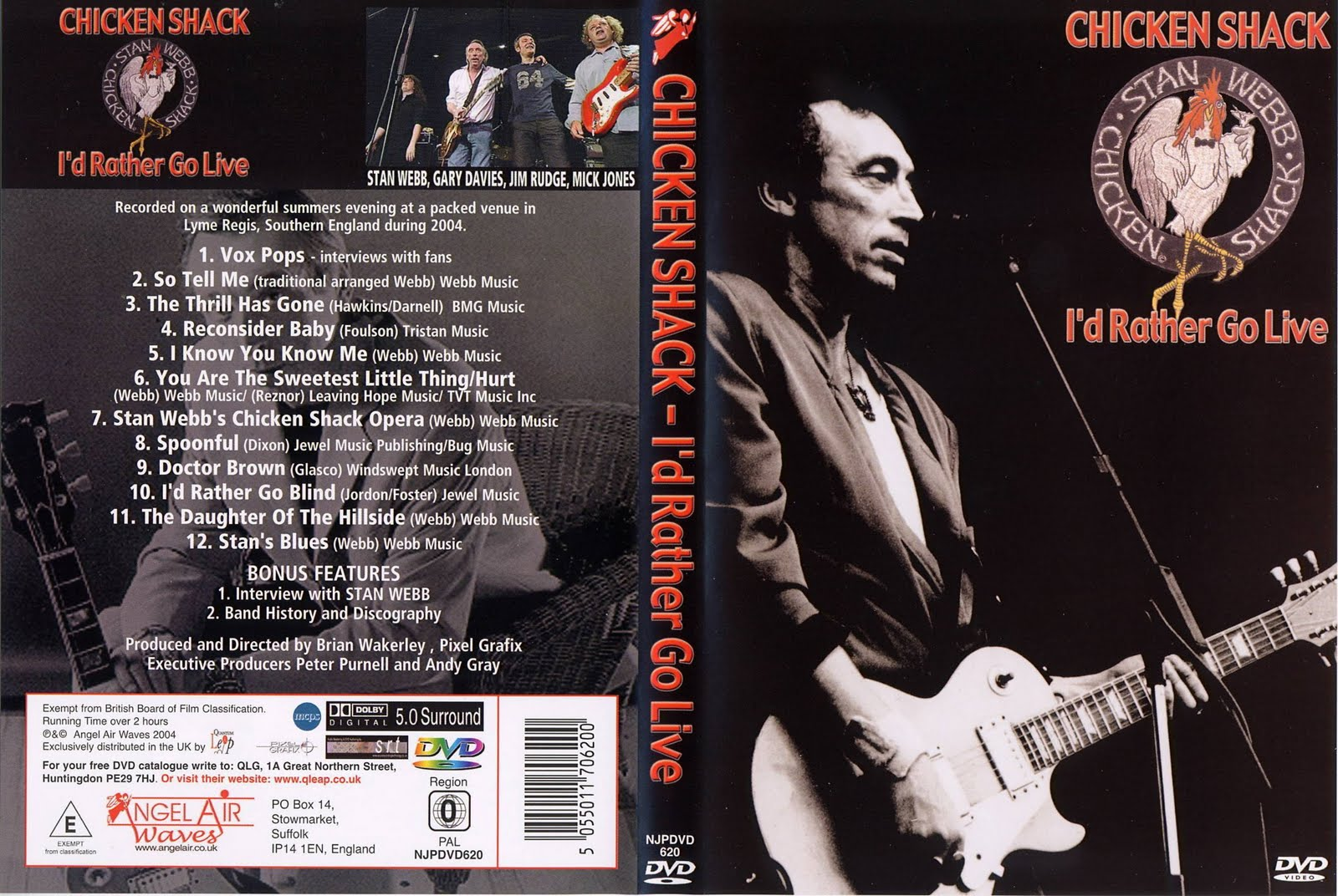 Chicken Shack - You Know Could Be Right / As Time Goes Passing By