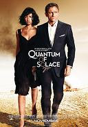 ''Quantum of Solace'', una parte de James Bond. [7/10]