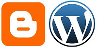 ngeblog di wordpress atau blogspot