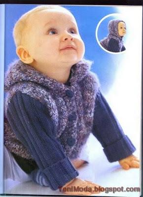 orgu1 yenimoda.blogspot.com Çocuk Süveter Modelleri ve Yapılışı Dikişsiz Süveter Örnekleri