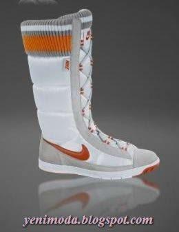 nike1 yenimoda.blogspot.com Nike Çizme Modelleri Nike Bot Çesitleri Nike Ayakkabı Türleri