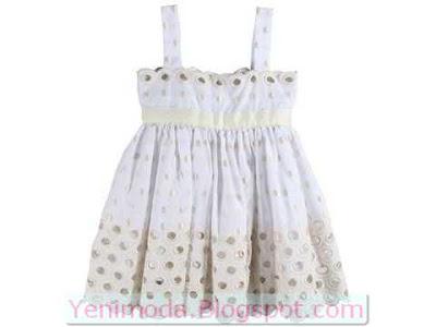 bayramlik elbise 8 yenimoda.blogspot.com Bayramlık Çocuk Elbise Modelleri
