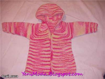 akilli ip Modelleri1 yenimoda.blogspot.com Akıllı İpten Örgü Modelleri Bebek Hırkaları