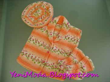 akilli ip Modelleri10 yenimoda.blogspot.com Akıllı İpten Örgü Modelleri Bebek Hırkaları