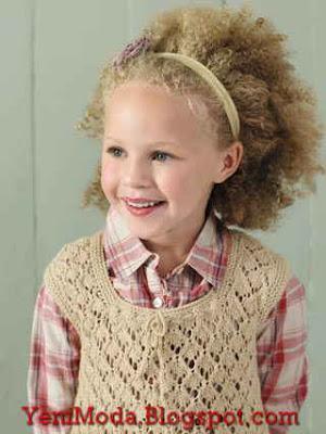 kiz triko Modelleri 9 yenimoda.blogspot.com Kız Çocuk Triko Modelleri Kızlar İçin Triko Örnekleri
