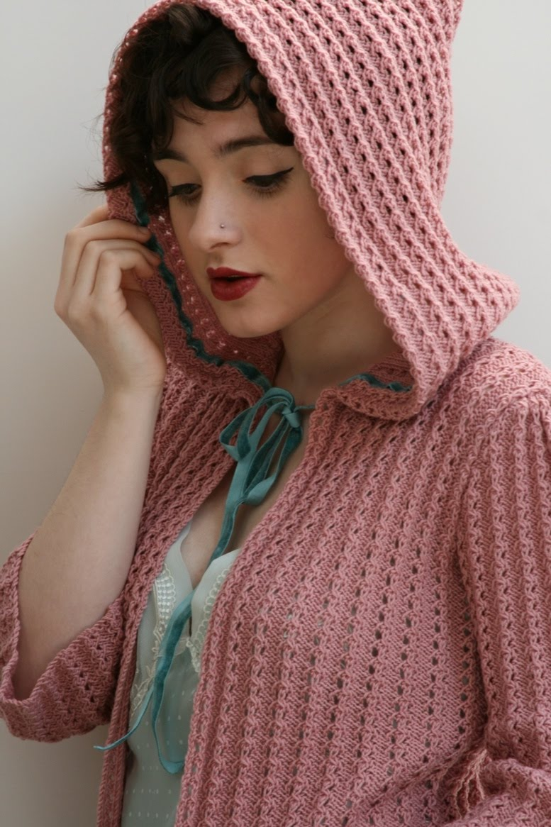 Knitting Pattern Bed Cape : Just Call Me Ruby: Summer Sweaters