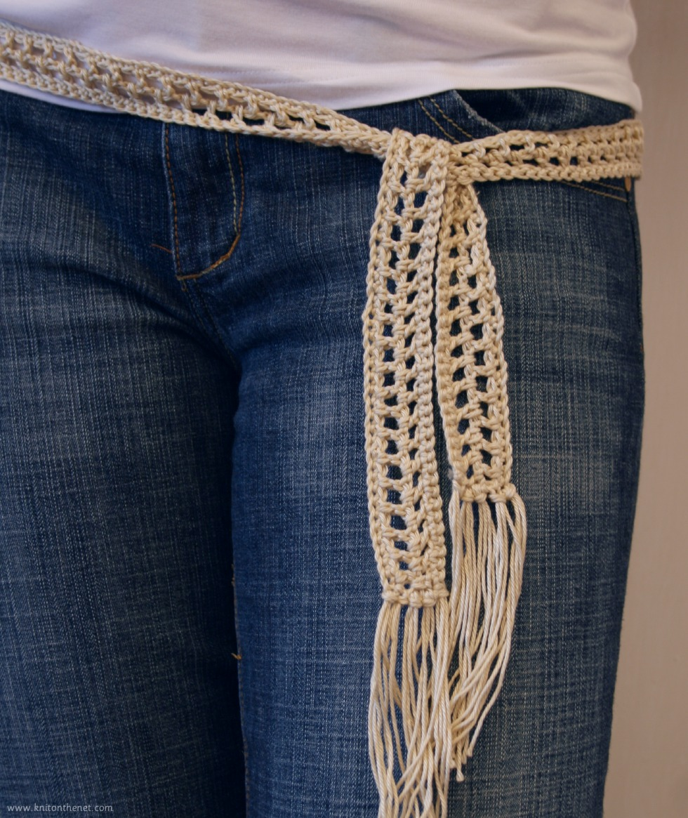 CROCHET PATTERNS BELTS - Crochet Club