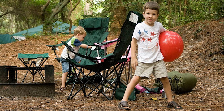 CAR CAMPING ADVENTURES FOR FAMILIES