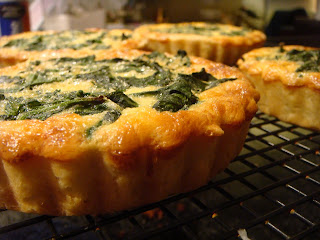 ... sheet pan share rimmed sheet pan crab quiche slice put your pie pan