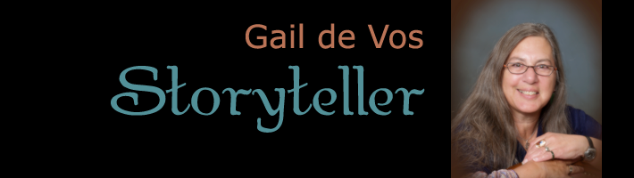 Gail de Vos - Storyteller