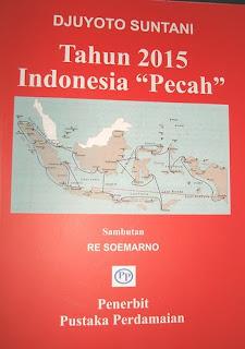 di Ramal Indonesia tahun  2015 akan pecah