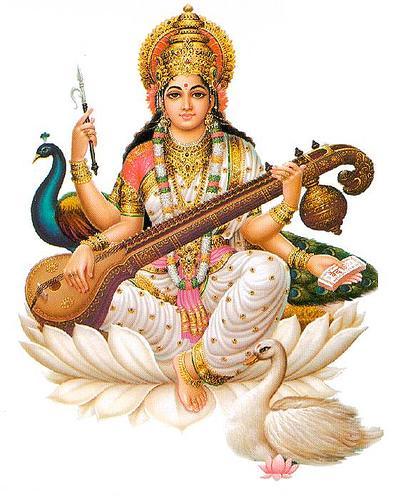 Images+of+goddess+saraswati