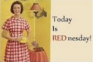 Rednesday!