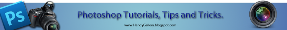 HandyPhotography | Photoshop tutorials | Photography & More
