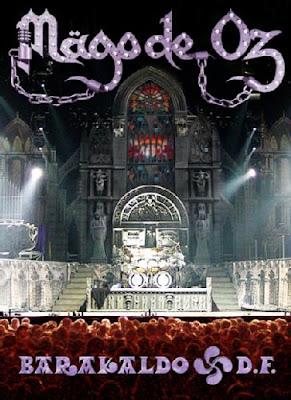 Mägo De Oz - Barakaldo D.F. [concert] (2008), Folk Power Metal M%C3%A4go+de+Oz+-+Barakaldo+D.F.+(2008)