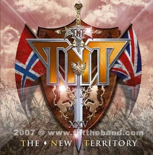 Críticas – TNT 'The New Territory' (MTM, 2007)