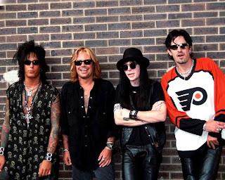 Noticias – Mötley Crüe