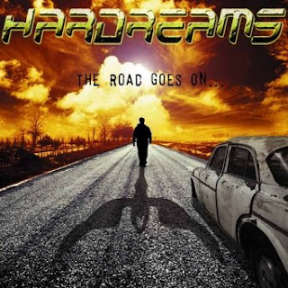 Críticas – Hardreams 'The Road Goes On' (Perris Records, 2008)