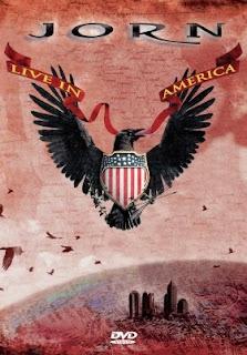 Novedades – Jorn 'Live In America' DVD
