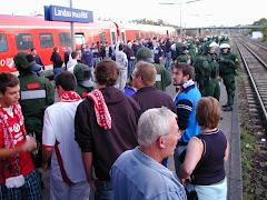 Der Polizei-Kessel von Landau - 26.09.2009